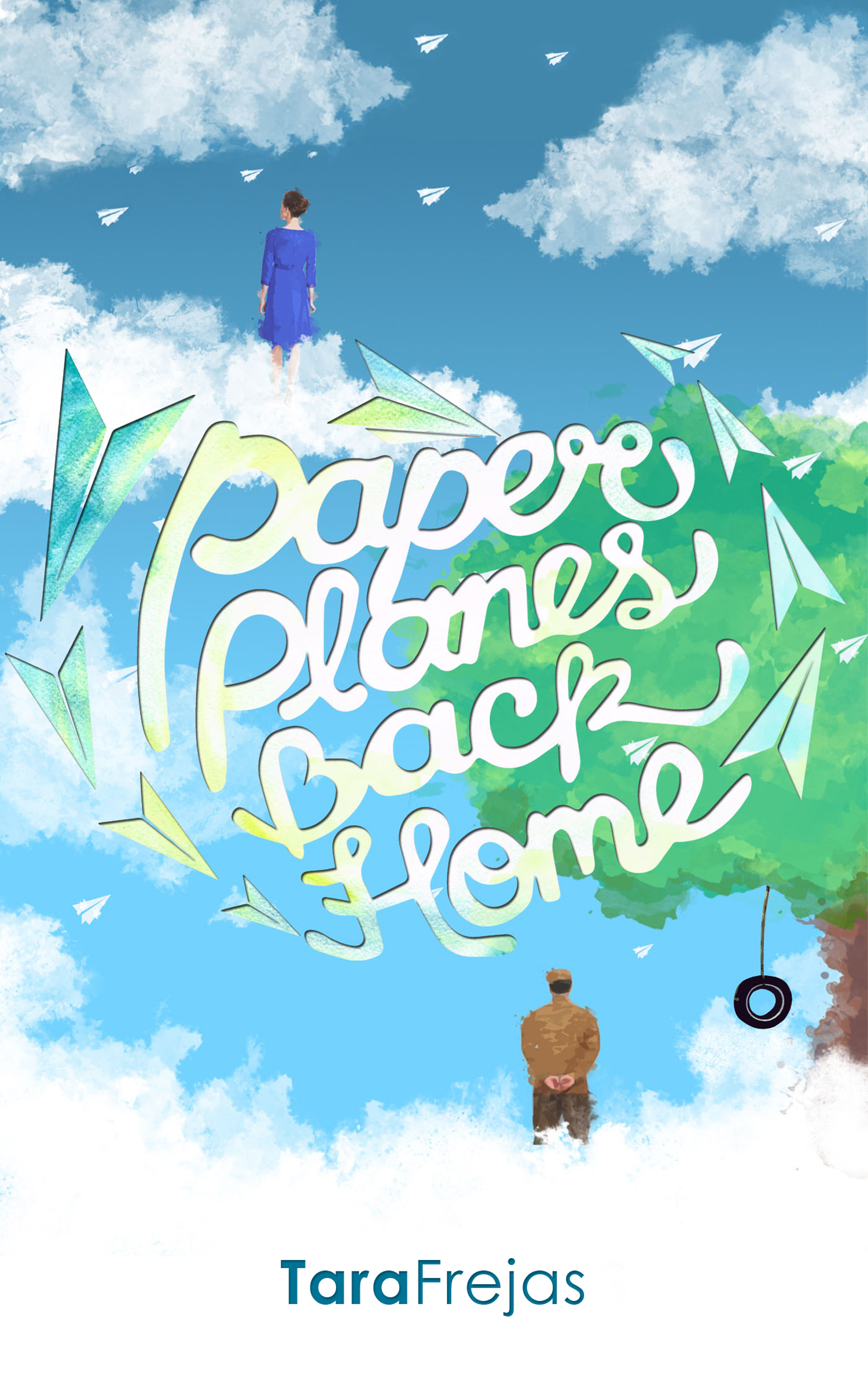 paper planes back home cover