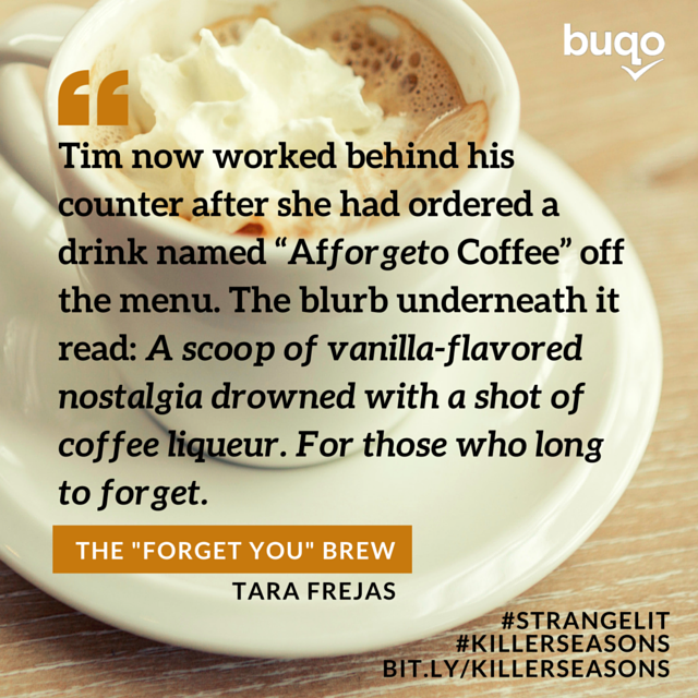 the forget you brew quote