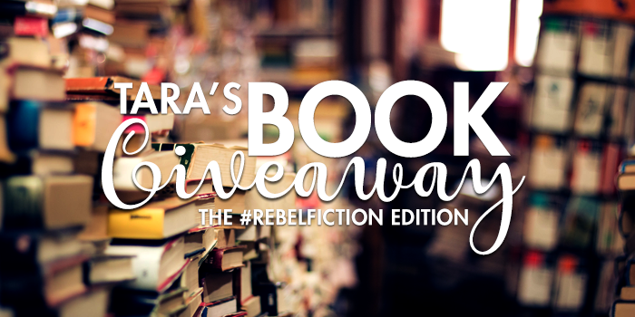 rebel fiction giveaway banner