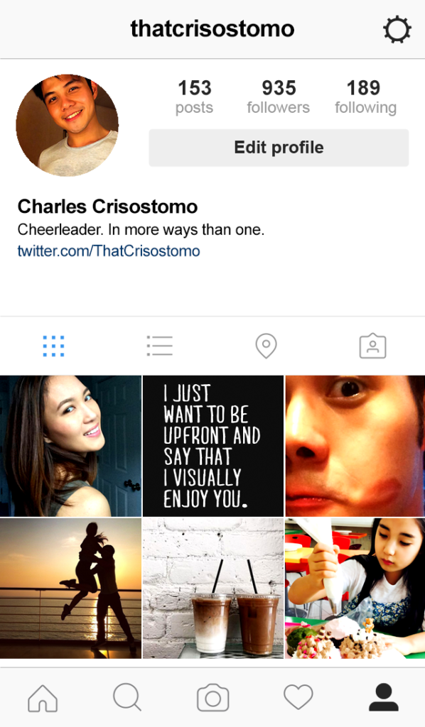 charles crisostomo profile