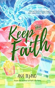 cover keep the faith ana tejano