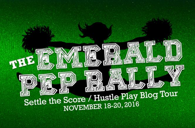 emerald pep rally blog banner
