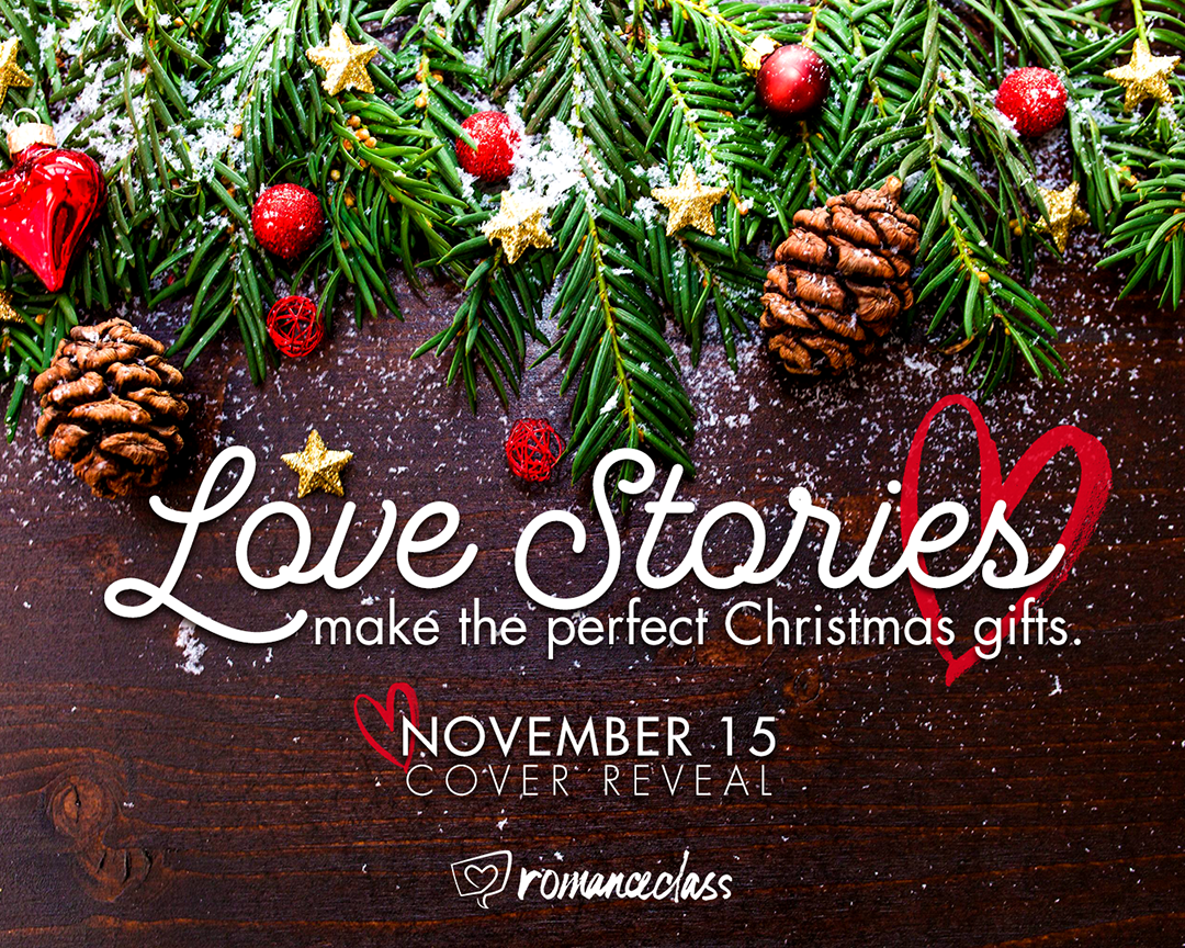 #romanceclass christmas anthology teaser 1