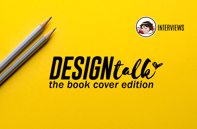 design talk book cover edition