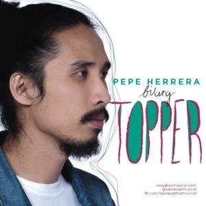 Topper - Pepe Herrera