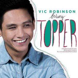 Topper - Vic Robinson