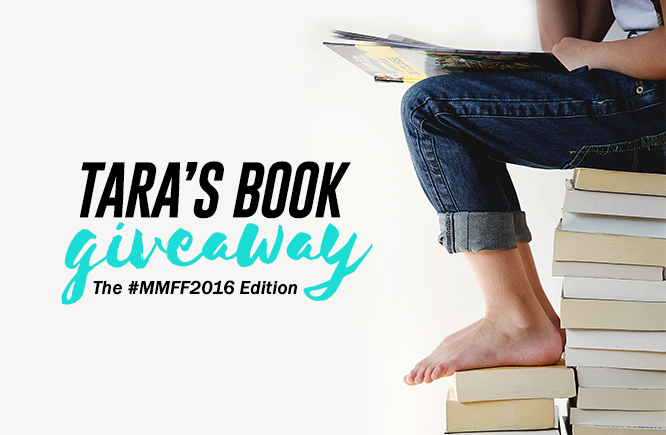 book giveaway mmff