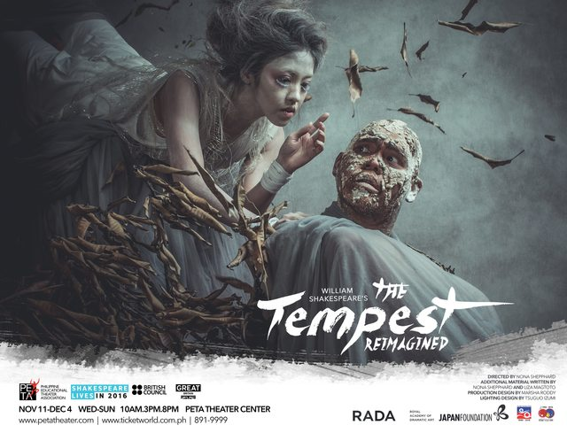 the tempest reimagined review