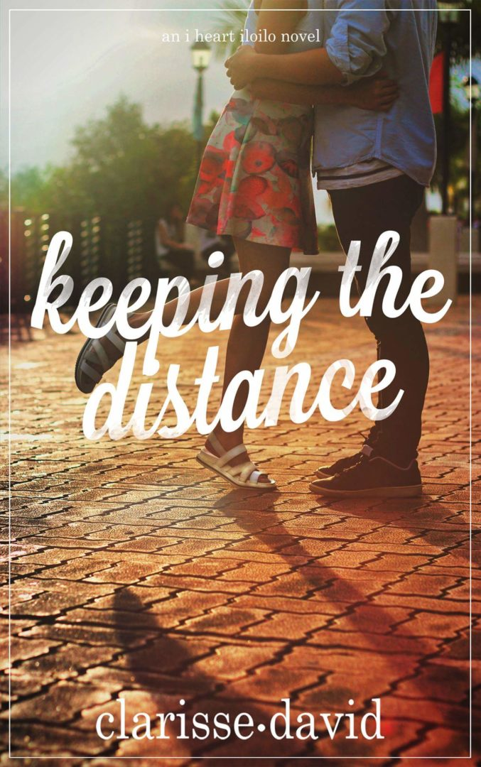 Keeping the Distance cover