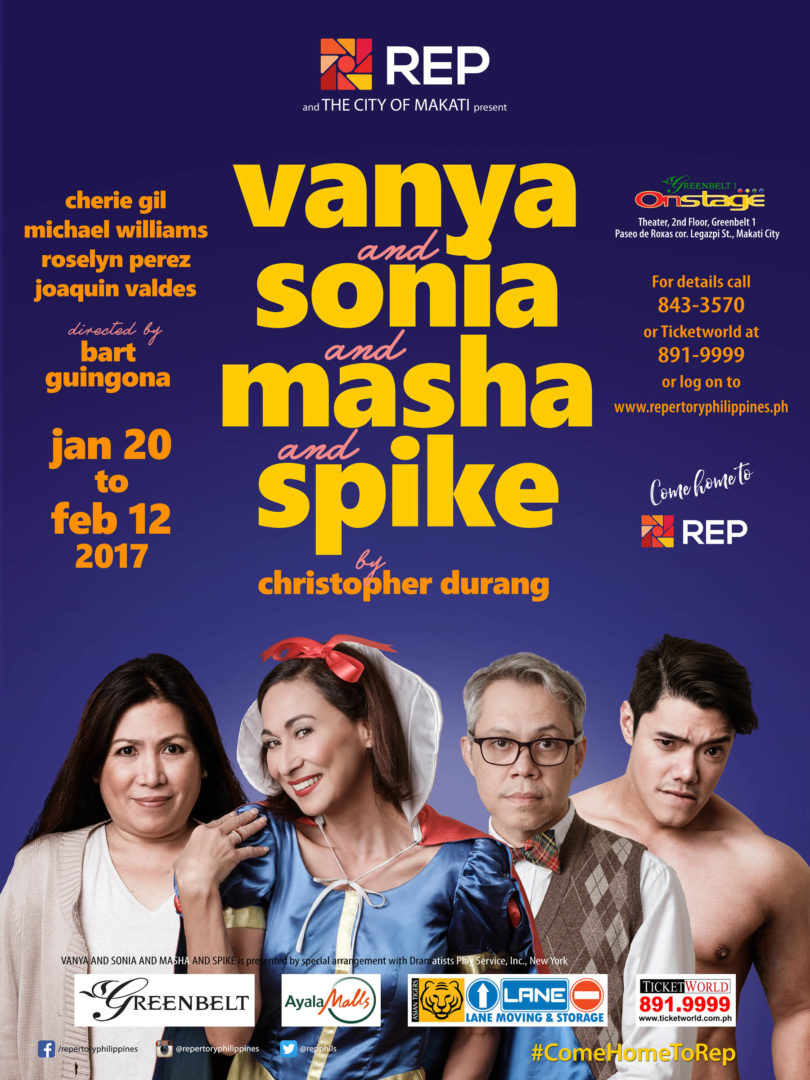 Vanya poster