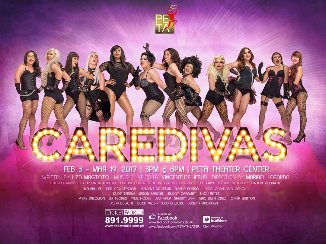 caredivas poster