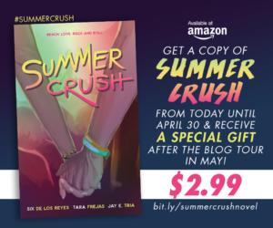 summer crush promo