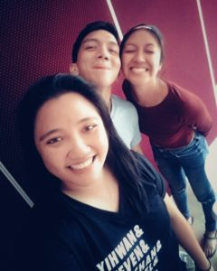 With Gio Gahol & Gab Pangilinan