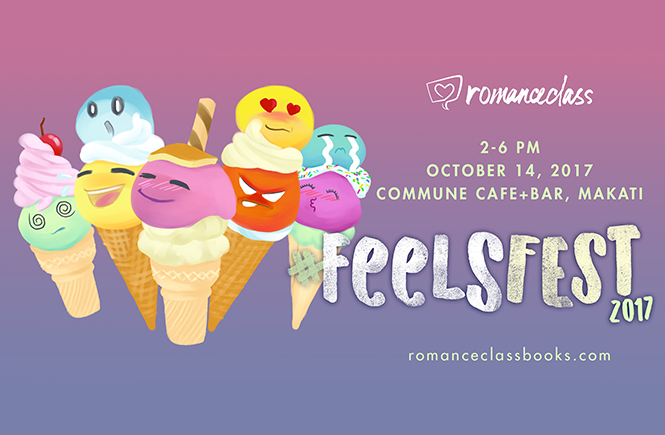 #romanceclass FeelsFest 2017