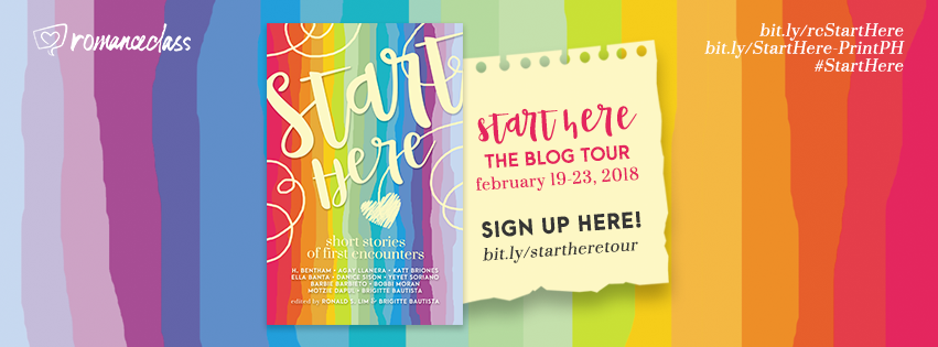 Start Here Blog Tour
